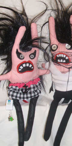 Monster Dolls